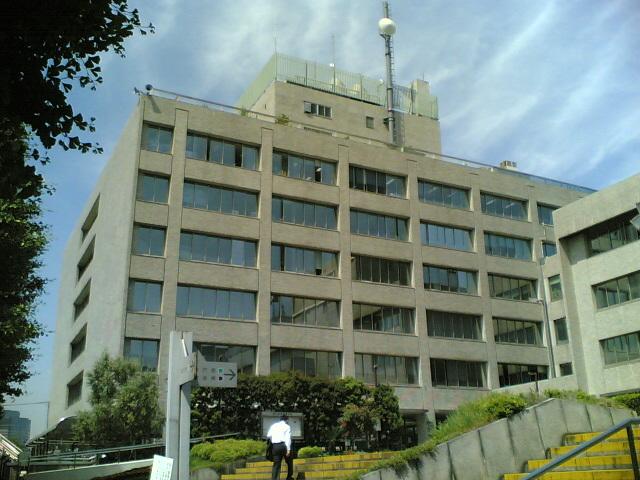 品川区役所