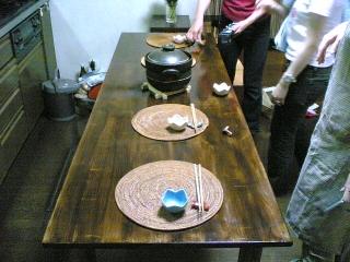 DIY,テーブル製作