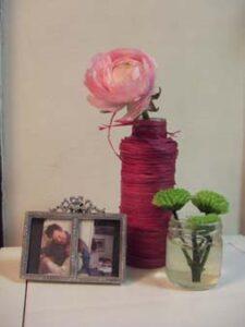 花瓶,インテリア,DIY