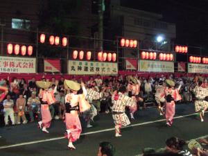 阿波踊り,高円寺,2009