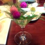 breakfast,tablesetting,flower,朝食、テーブルコーディネイト,フラワーアレンジメント,お花