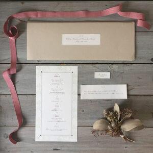 結婚式,ペーパーアイテム,wedding,paper items