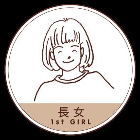 1st girl