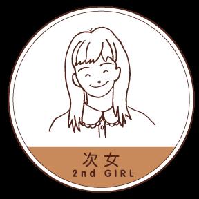 2nd girl